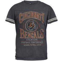 Cincinnati Bengals - Tailgate Jersey T-Shirt