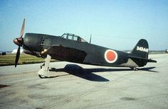 Japanese Kawanishi N1K2 World War II Fighter: From *The Entity's Chosen*