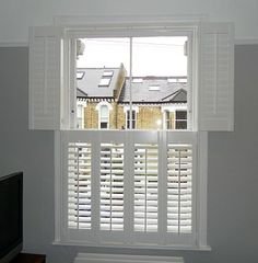Custom Interior Shutters, Hunter Douglas shutters, Hardwood Shutters in New York Nyc & New Jersey NJ Voguewindowfashion.com More
