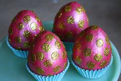Easy Easter egg decorating ideas
