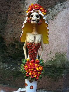catrina novia!!! by el_catrinero, via Flickr