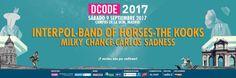 """Dcode Festival en Twitter: """"¡Primeras confirmaciones para #DCODE2017! Y solo es el principio! 2.000 primeras entradas a 42€ (+gastos). AquÍ: https://t.co/sXsfO5gHZi https://t.co/DZmP5I3z4M"""""""