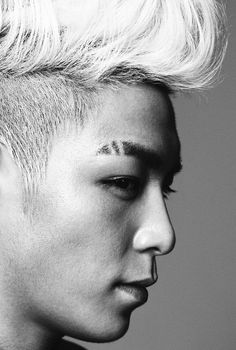 TOP (don't even care if i've already pinned this, he's so beautiful)