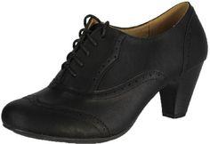 REFRESH AMANY-01 Women's Cuban heel Ankle booties Oxfords, http://www.amazon.com/dp/B00DZI0RRK/ref=cm_sw_r_pi_n_awdm_56KNxbMWYFE8P