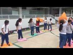 Aula de educação física - Jogos Cooperativos 4 - YouTube Activity Games For Kids, Pe Activities, Team Building Activities, Field Day Games, Gym Games, Cooperative Games, School Games, First Day Of School, Baby Shower Games