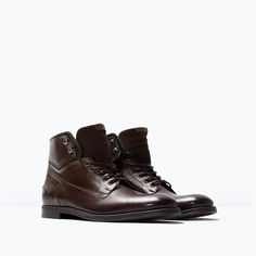 Image 2 of COMBINED BOOT from Zara