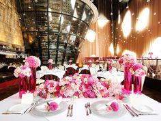 ダズルの施設・サービス | レストランウェディングなら 他にはない情報多数掲載 SWEET W TOKYO WEDDING