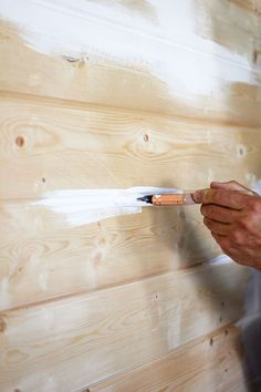 How To Build A Tongue And Groove Wall