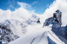 Skiing Magazine. Best Ski Photos of 2013. 2013 Focus: Treble Cone, New Zealand
