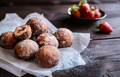 jelly filled donut holes recipe