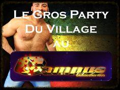 Gros Party du Village au Campus