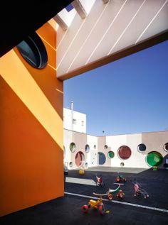 Guardería Municipal en Vélez Rubio, Almería by Losdeldesierto Architects