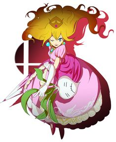 Princess Peach/#1854678