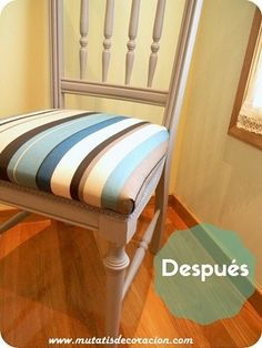 Vintage Furniture, Outdoor Furniture, Outdoor Decor, Vanity Bench, Decoration, Chalk Paint, Ottoman, Upholstery, Chair