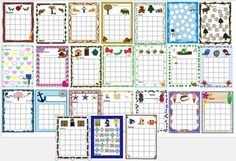 Tons of sticker charts for every season. Enough for 600 days of school! Lots to pick from. Kids Learning Activities, Kindergarten Activities, Teaching Ideas, Preschool Reward Chart, Classroom Organization, Classroom Ideas, Sticker Chart, Behaviour Chart, Book Themes
