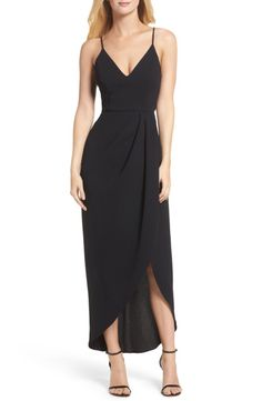 Xscape Xscape High/Low Dress available at #Nordstrom