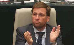 José Luis Martínez Almeida, nuevo portavoz del PP en Cibeles tras la dimisión de Aguirre