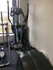 Nautilus Elliptical Commercial Exercise Fitness Cardio equipment Stepper skier