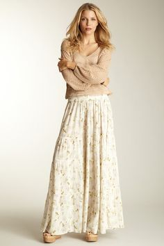 Free People like the whole outfit