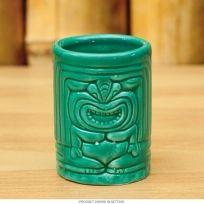 Winner Hawaiian God Ceramic Tiki Shot Glass