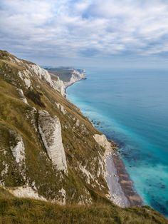 wanderthewood: White Nothe, Dorset, England by luminous edge on Flickr