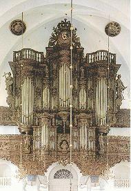OUR SAVIOUR'S CHURCH, COPENHAGEN