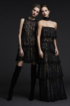 View the full Tadashi Shoji Pre-Fall 2017 collection.