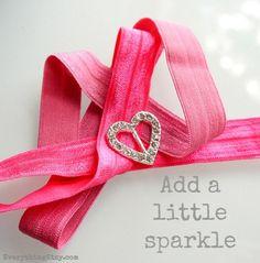 Add a little sparkle
