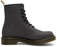 Shop for Dr. Martens Vegan Castel Boot in Gunmental at REVOLVE. Ethical Clothing, Ethical Fashion, Vegan Boots, Vegan Fashion, Going Vegan, Beautiful Outfits, Combat Boots, Super Cute, Stuff To Buy