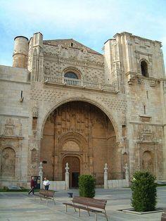 Convento de San Marcos, León.