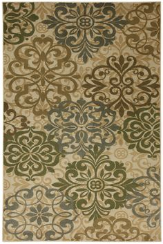 Create a nice focal point with this rug. Its neutral colors and unique design will produce a sophisticated look in your home.Unsurpassed in quality and style without sacrificing affordability, Mohawk Home's woven area and accent rugs are beautiful...