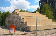 essen-katernberg: papierhaus auf zollverein in essen-katernberg