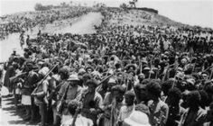 The Battle of Adwa, fought Mar. 1, 1896, was a violent clash between Italian imperial forces and the army of Ethiopia, composed of citizens.