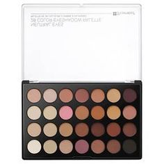 BH Cosmetics Neutral Eyes Eyeshadow Palette 28 Colors : Target