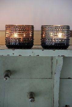 Koti 3:lle, candle light #Iittala Kastehelmi