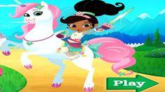 Em Nella Uma Princesa Corajosa Aventuras de Um Dragão Sonolento, Nella é uma garota que além de um a princesa é super corajosa. O seu Reino é constantemente ameaçado por vilões maléficos. Princess Games, Disney Princess, Online Games, Rapunzel, Cinderella, Minnie Mouse, Disney Characters, Fictional Characters, Snow White