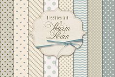 Freebies Kit of Back