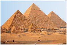 Congruent Triangles | explaining how the pyramids were built via CK-12 Foundation