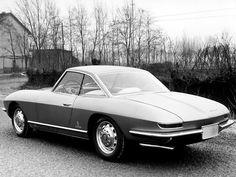 1963 Alfa Romeo 2600 Coupe Speciale