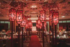 Old Shanghai Theme - Aisle