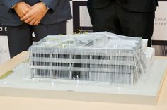 Fa-bo: The Earthquake Resistent Office Grounded with Hundred of Carbon Fibres