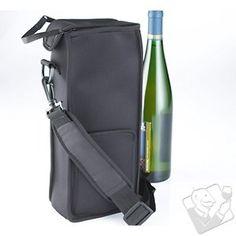1 Bottle Neoprene Wine Tote Bag at Wine Enthusiast - $19.95