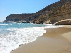 Mar en Parque Natural de Cabo de Gata