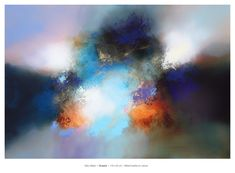 Abstract Paintings, Abstract Art, Clouds, Celestial, Fine Art, Artwork, Outdoor, Outdoors, Work Of Art