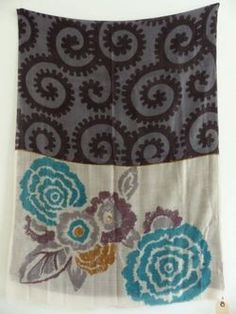 Another of Marcy's Paris scarves with which I could be very happy.  Marcy Tilton - 1 OF A KIND Accessories
