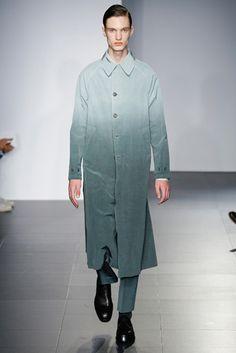 ジル・サンダー──2017春夏ミラノ・メンズコレクション メンズコレクション(ファッションショー) GQ JAPAN