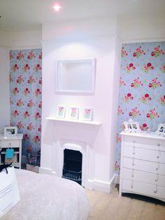 Bedroom Decorating Ideas Cath Kidston wallpaper drawers cath kidston anthropologie | cath kidston