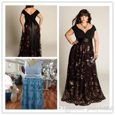 Black Special Occasion Dress 2015 Cheap Light Blue Plus Size Sash Sequins Mother Of The Bride Dress Formal With Sleeves A Line V Neck Prom Dresses Party Evening Gowns Short Prom Dresses From Jennybridal, $105.55| Dhgate.Com