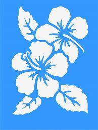 Resultado de imagem para como fazer stencil para artesanato Stencil Painting On Walls, Stencil Art, Flower Stencils, Stencil Patterns, Stencil Designs, How To Make Stencils, Silhouette Clip Art, Wall Drawing, Hand Embroidery Designs