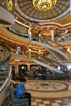 The Ruby Princess - Cruising with Princess Cruises - Taste and Tell